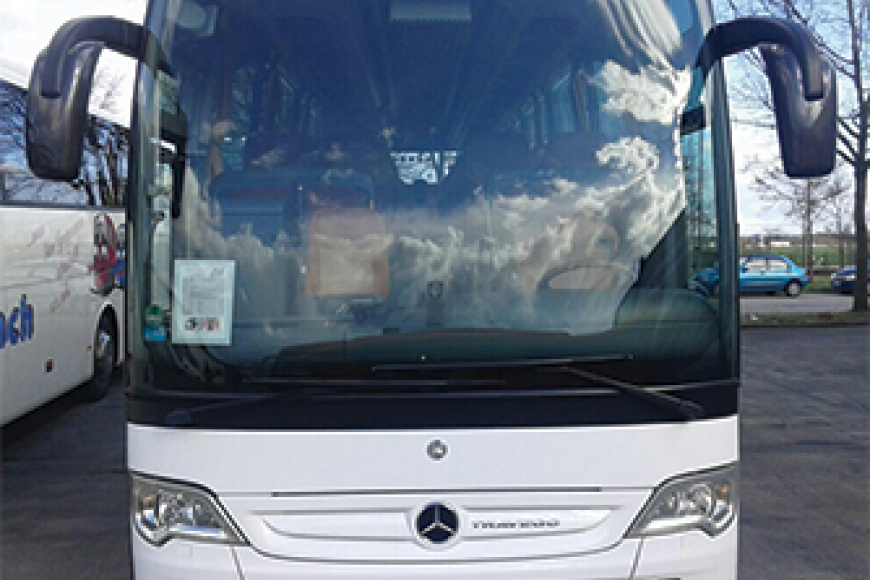 MERCEDES BENZ O 580 RHD TRAVEGO